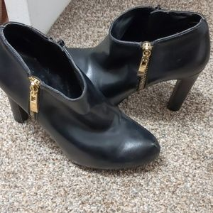 Marc Fisher Shoes - Marc Fisher black booties